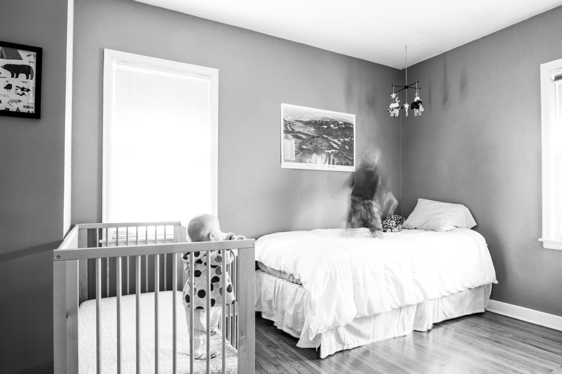 Behind the scenes of our Living with Kids shoot for Design Mom. Minneapolis, MN. Lifestyle photography. By Calm Cradle Photo & Design. (Chapel Hill, NC)