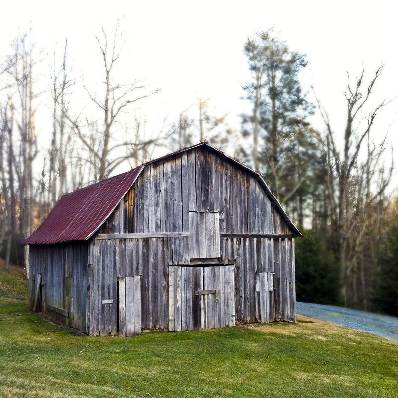 Old barn. Seven Devils, NC. Calm Cradle Photo & Design