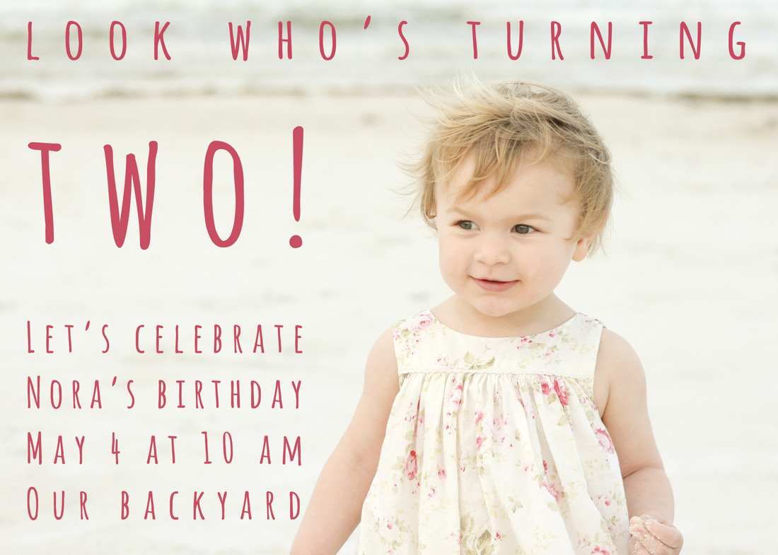 Calm cradle photo design blog calm cradle photo design invitation 2 year old birthday party beach portrait portrait and design stopboris