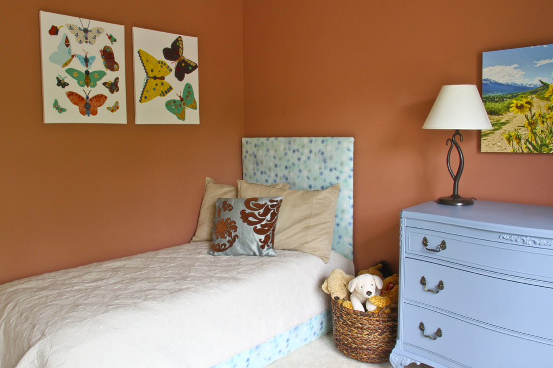 Toddler bedroom tour. Calm Cradle Photo & Design