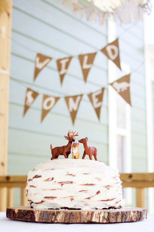 Lifestyle photography: Turning a wild one (Chapel Hill, NC) By Calm Cradle Photo & Design
